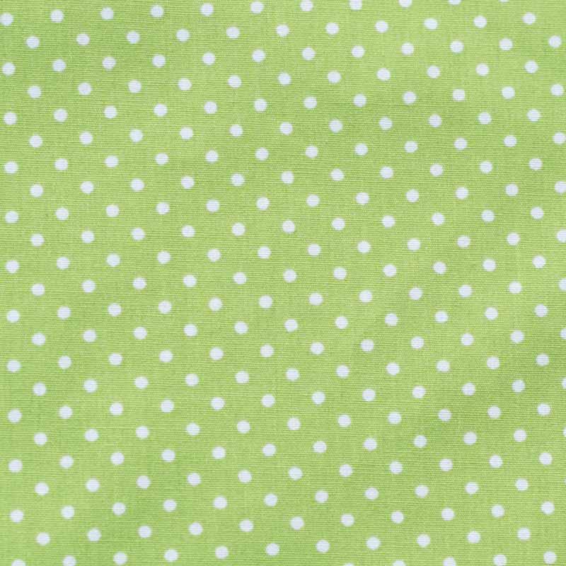 punkte-hellgrün