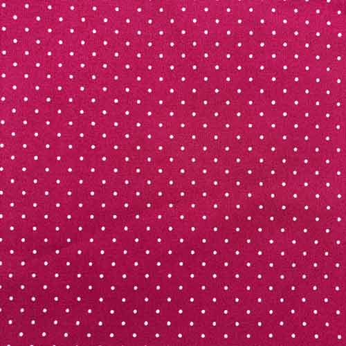 punkte-rubinrot