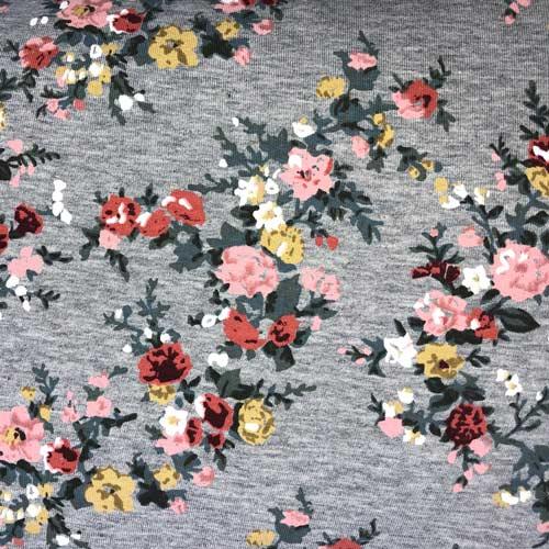 Blumen grau